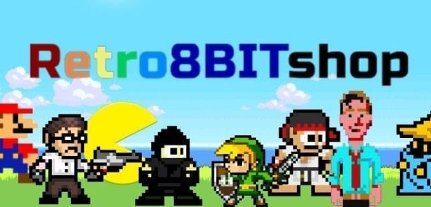 Retro8BITShop