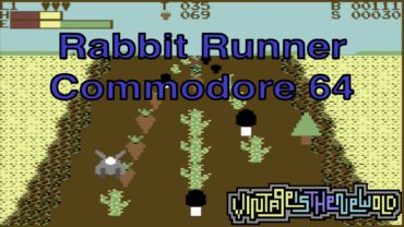 Rabbit Runner – A new game for the Commodore 64