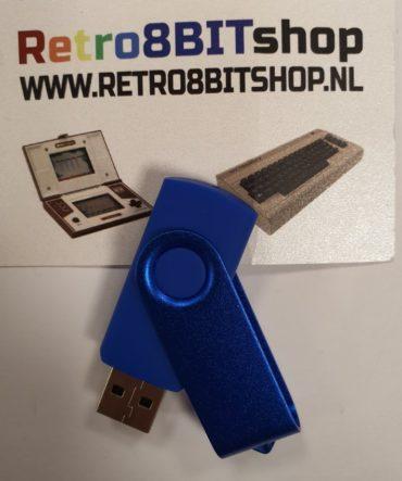 Retro8Bit USB Stick C64 Mini Maxi Add On Games - Retro 8bit Shop