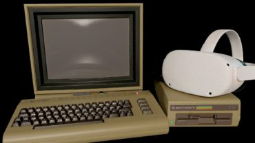 There's Now a Fully-functional Commodore 64 Emulator for Oculus Quest