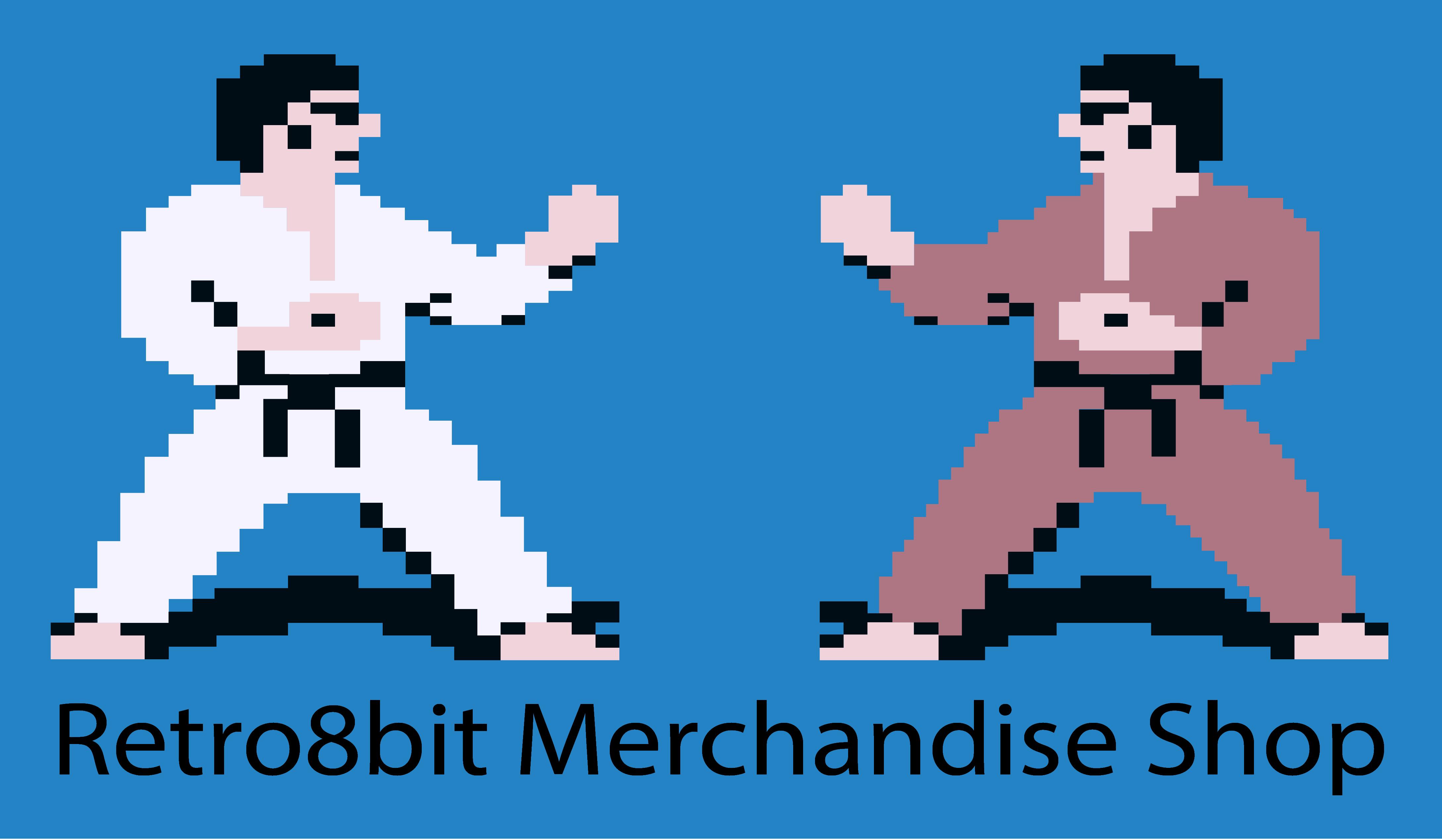 Retro8Bit Merchandise Shop
