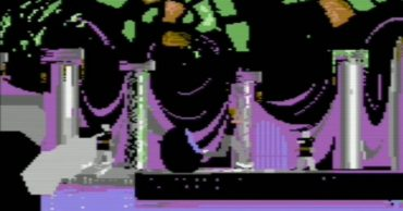 Another World to the C64 gets another short tease (Bug fix video)